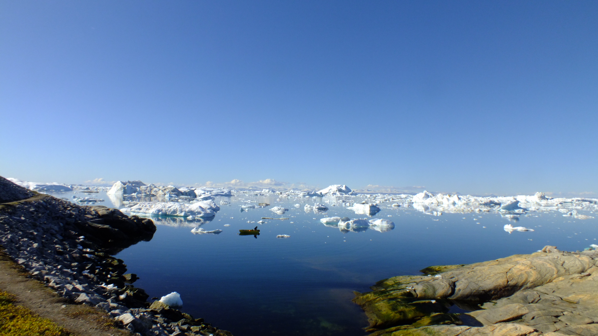 Greenland through the eyes of Mary Katona / Photo : Mary Katona