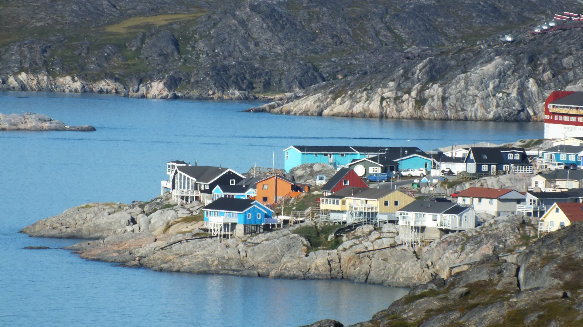 Greenland through the eyes of Mary Katona - Photo: Mary Katona